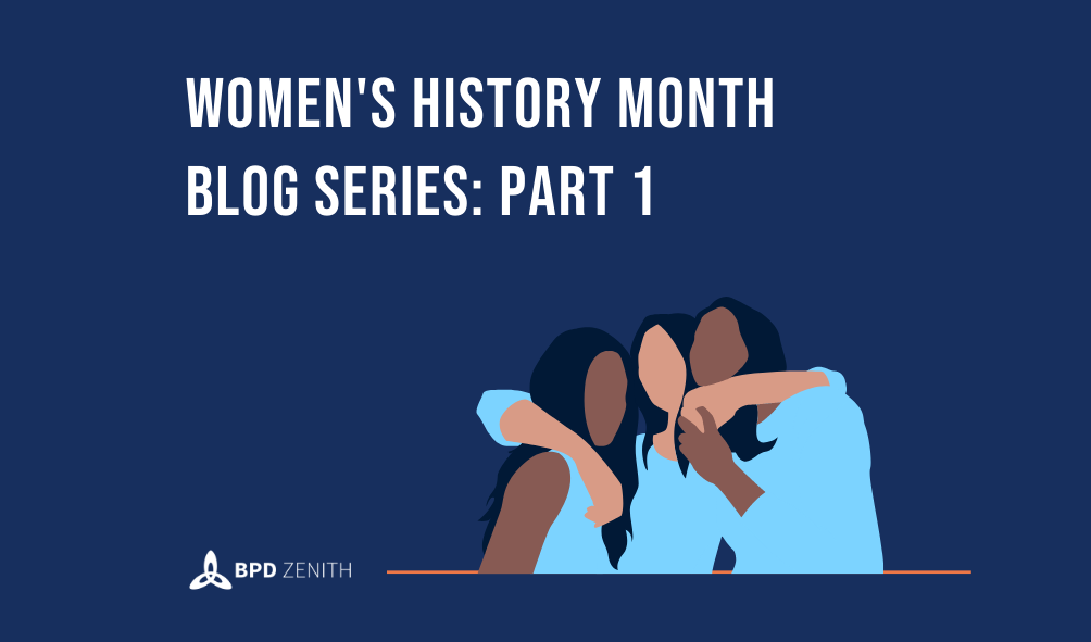 Women's History Month special – famous women in Technology from the past